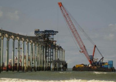 Marine Jetty Repair & Upgrade Works