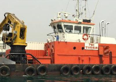 Port Gentil – PMI Tiger Charter